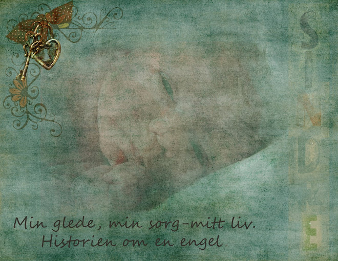 Min glede, min sorg -mitt liv. Historien om en engel.