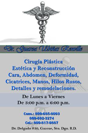 Dr. Guaroa Ubiñas Renville