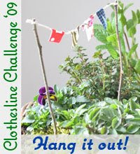 Gift of Green's Clothesline Challenge 2009