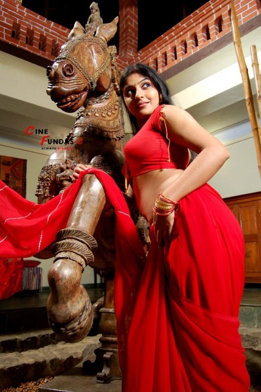 silanthi monica hot stills
