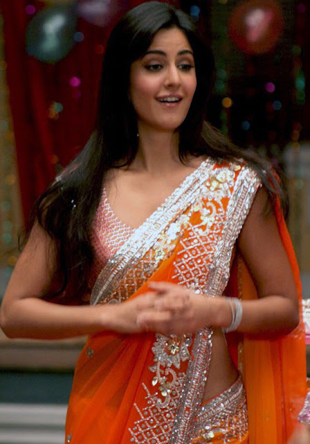katrina kaif in saree hot