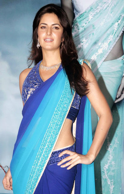 katrina kaif in saree wallpapers