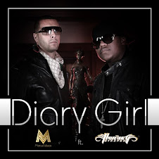 Marcus Voyce ft. Harvey Stripes - Diary Girl