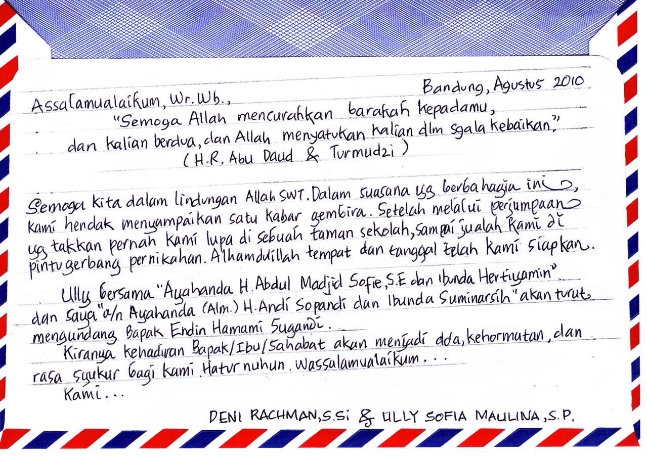 Contoh Surat Untuk Teman Bahasa Inggris Oroutcalra30s Soup