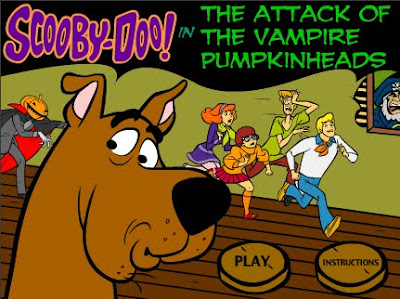 Scooby-Doo – Attack of the Vampire Pumpkinheads