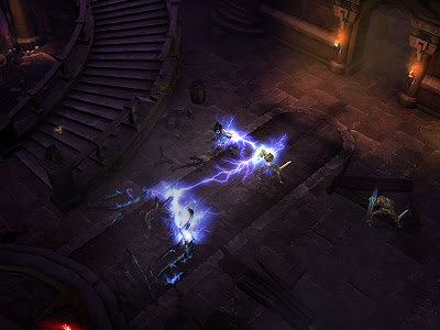 diablo 3 wallpaper. Diablo 3 Wizard Wallpapers