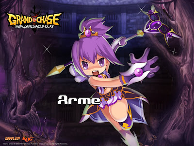 Grand Chase Arme Wallpaper Downloads