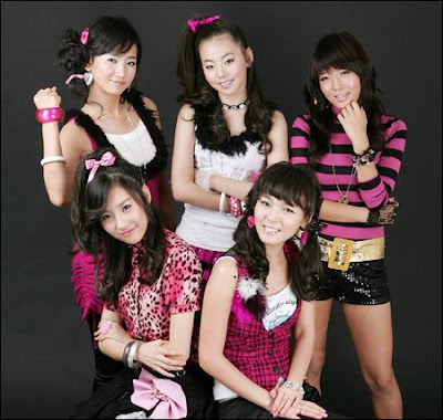wallpaper wonder girls