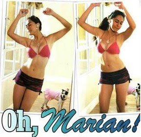 Marian Rivera as new Darna