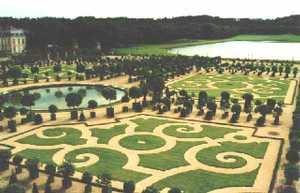 Jardinitis el jard n barroco jardines franceses for Jardines barrocos