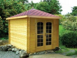 Jardinitis casas de madera cobertizos for Cobertizos de casas