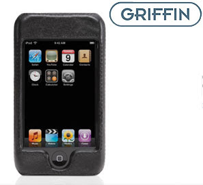 Griffin Elan Form Leather Case for iPod Touch
