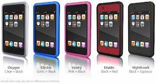 iSkin iPod Touch Case