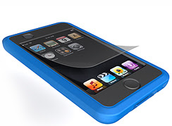 screen film for iskin ipod touch case