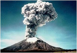 Popocatépetl meksiko