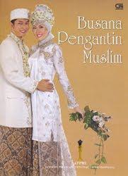 baju pengantin muslim modern, pengantin muslimah