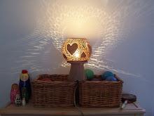 lampes calebasses de Valentine