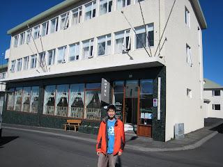Hotel at Vestmannaeyjar