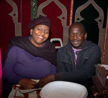 Sonrisa desde Africa