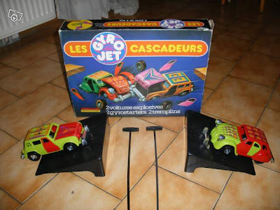 CRASH DUMMIES (Tyco) 1991/92 Cascadeurs