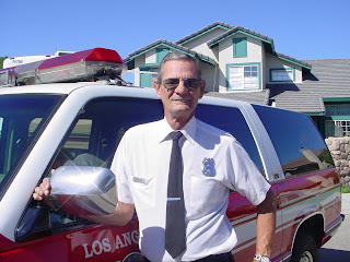 LAFD Inspector Dennis Bogard