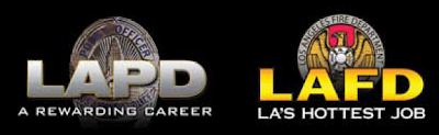 LAPD and LAFD Career Expo. Click to learn more...