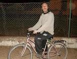 el ángel de la bicicleta