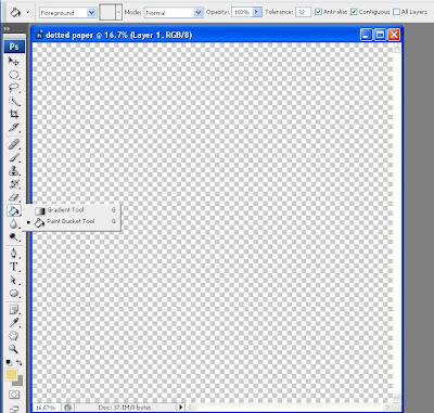 how to make a paper with photoshop