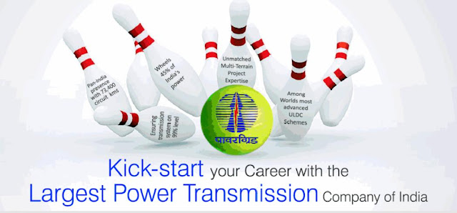 Powergridindia Recruitment 2010