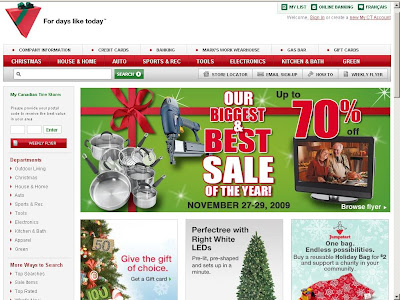 Canadian Tire Canada - www.CanadianTire.ca