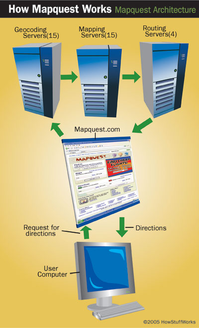 Get Driving Directions & Maps at MapQuest.com