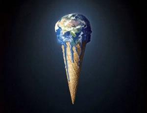 Aquecimento global nosso planeta