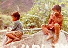 Outside Baguio, 1973