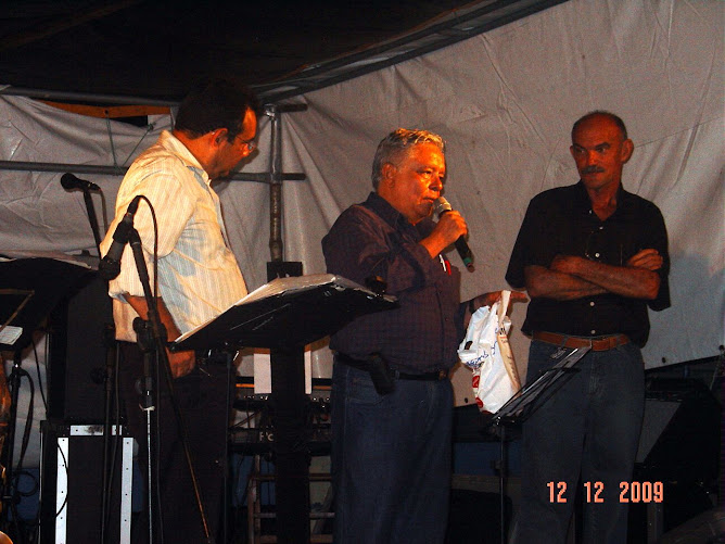 PALCO II DA FESTA DE CONFRATERNIZAÇÃO