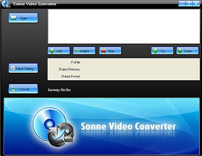 Sonne Video Converter 8.1.2.7