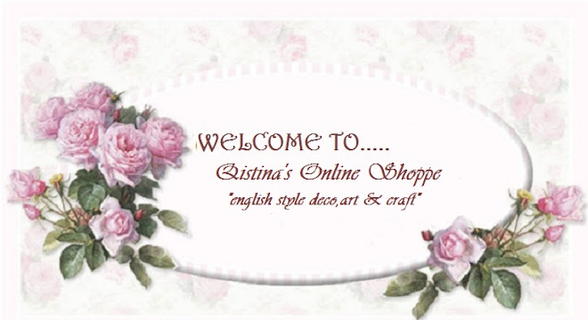 Qistina's Cottage Home Decor & Craft