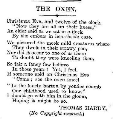 imagem original, The Times, na 1.ª página de 24 de Dezembro de 1915