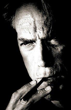 Clint Eastwood em Caçador Branco, Coração Negro