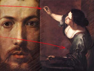 Gilbr arts autoportrait rembrandt art misia for Autoportrait miroir
