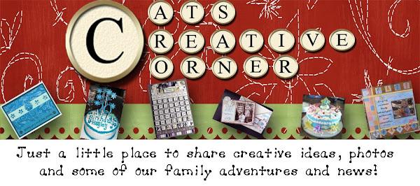 Cat's Creative Corner