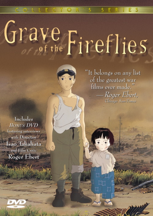 Grave of the Fireflies movie
