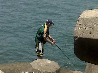 Fishing report south africa what a lovely day it was for Seven b s fishing report