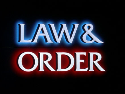 Law & Order is the... stuff!
