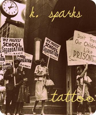[Audio] K. Sparks - Tattoo