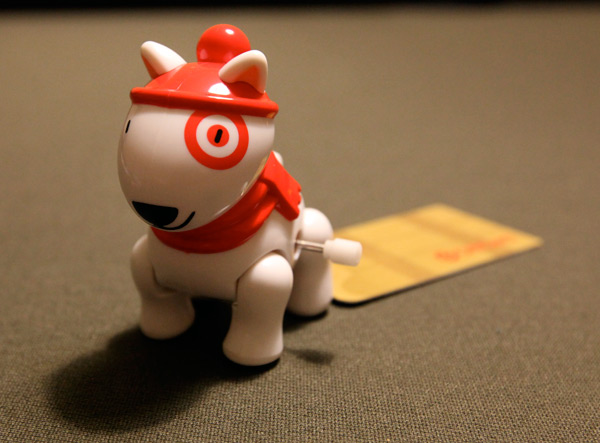 target dog toy. Target dog wind up toy
