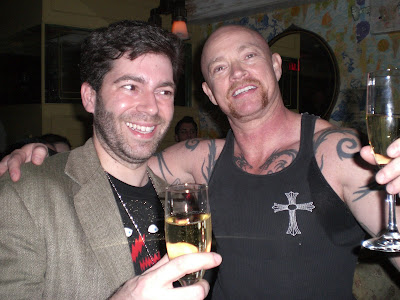 Labels: Black Party, Buck Angel, leather, NYC