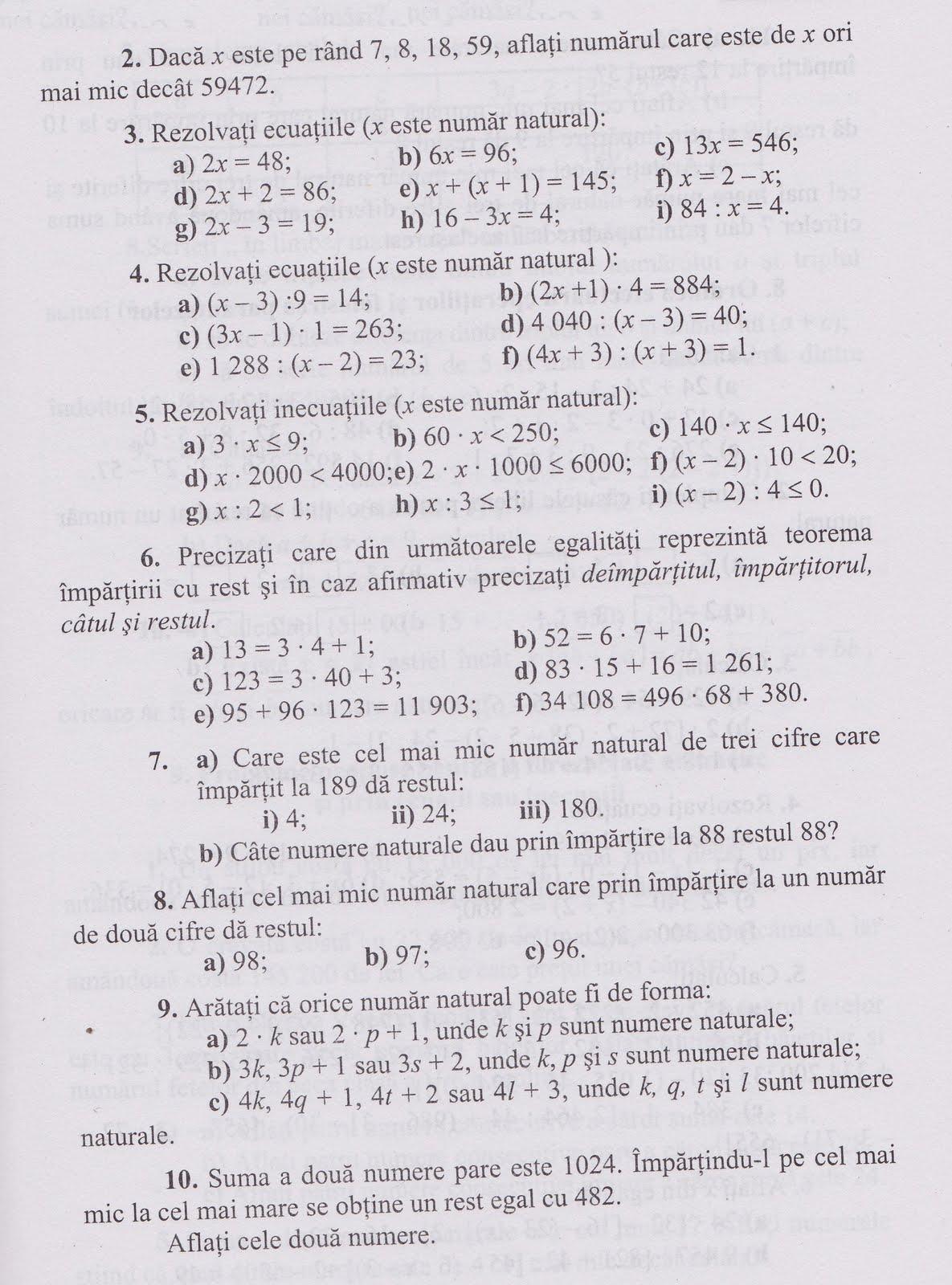 brainly matematica clasa 6