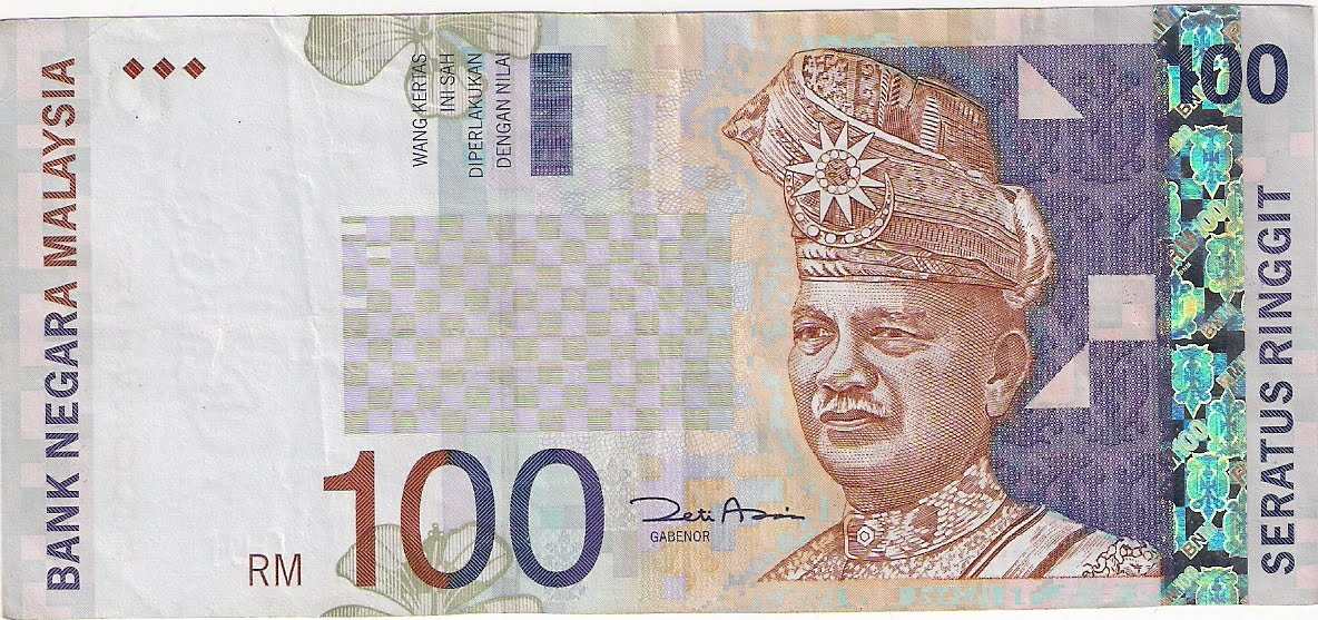 Malaysian Ringgit Notes Pictures