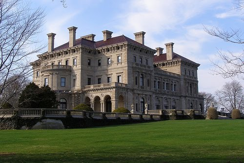 The Vanderbilt Home Newport RI