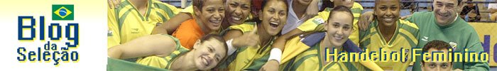 Seleo Brasileira de Handebol Feminino